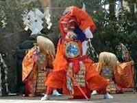中江の岩戸神楽