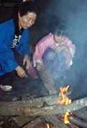 火焚き神事